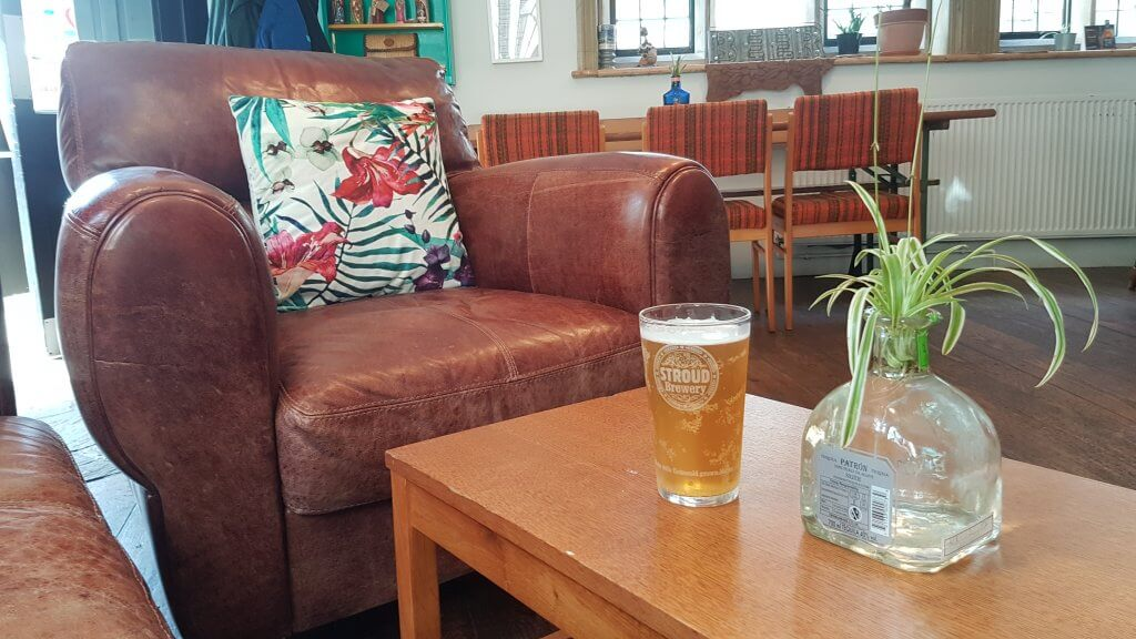 Stroud Brewery Organic Lager