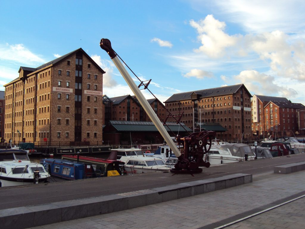 Midland Railway Crane