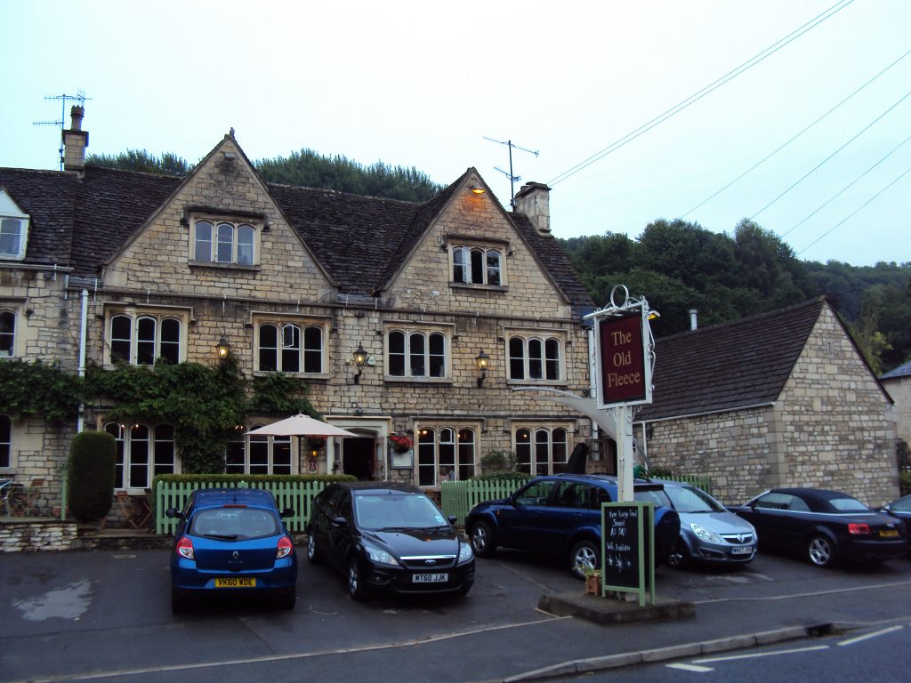 The Old Fleece