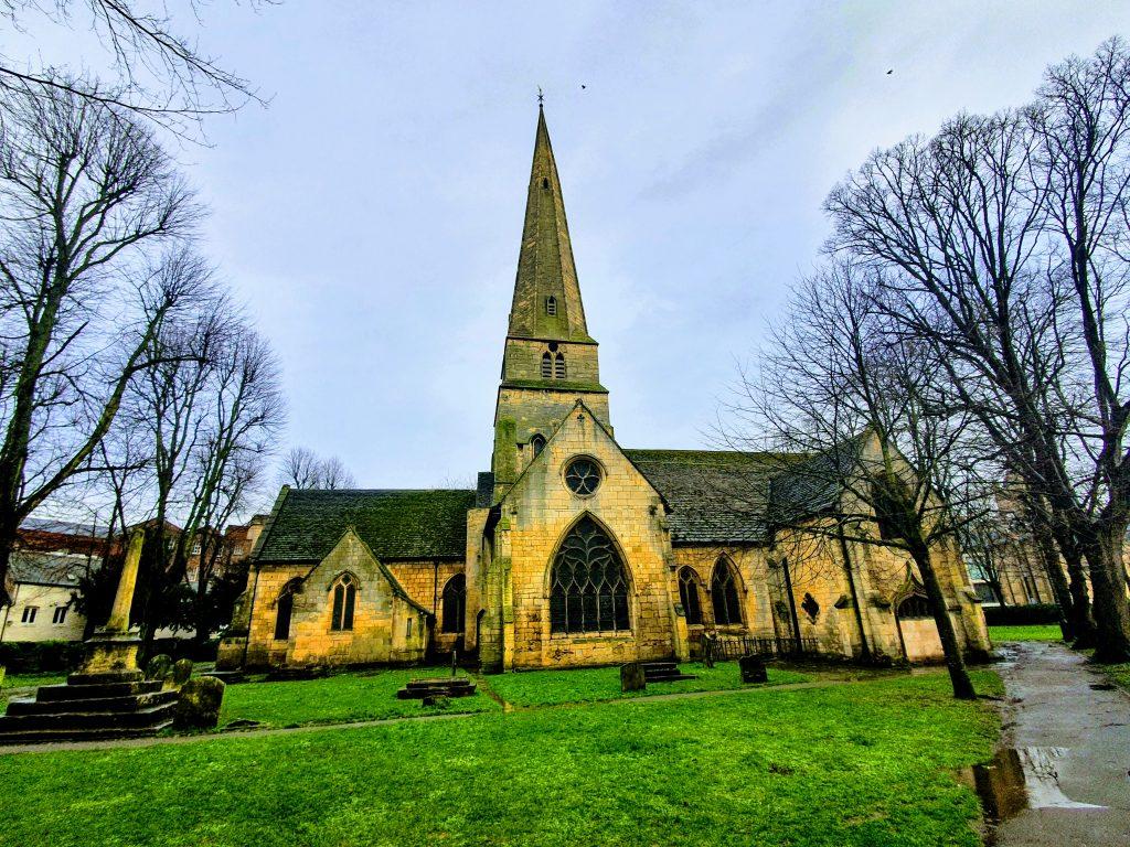 St Mary's Cheltenham