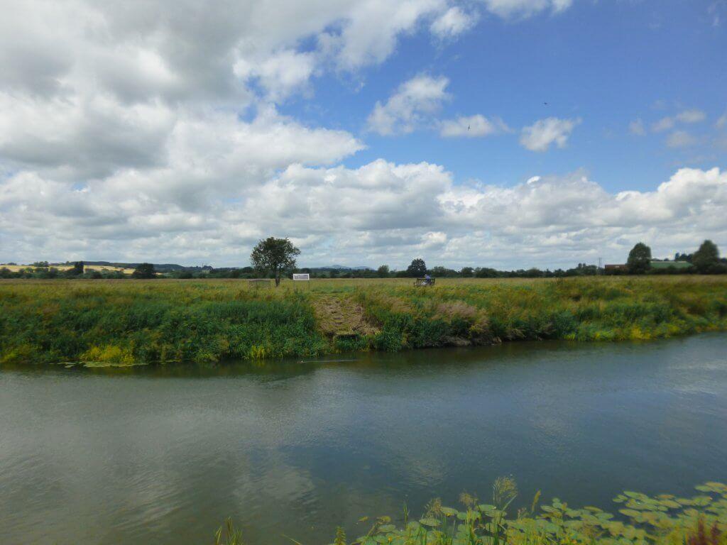 Rivers in Tewkesbury