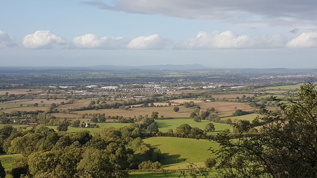 Views From Haresfield Beacon