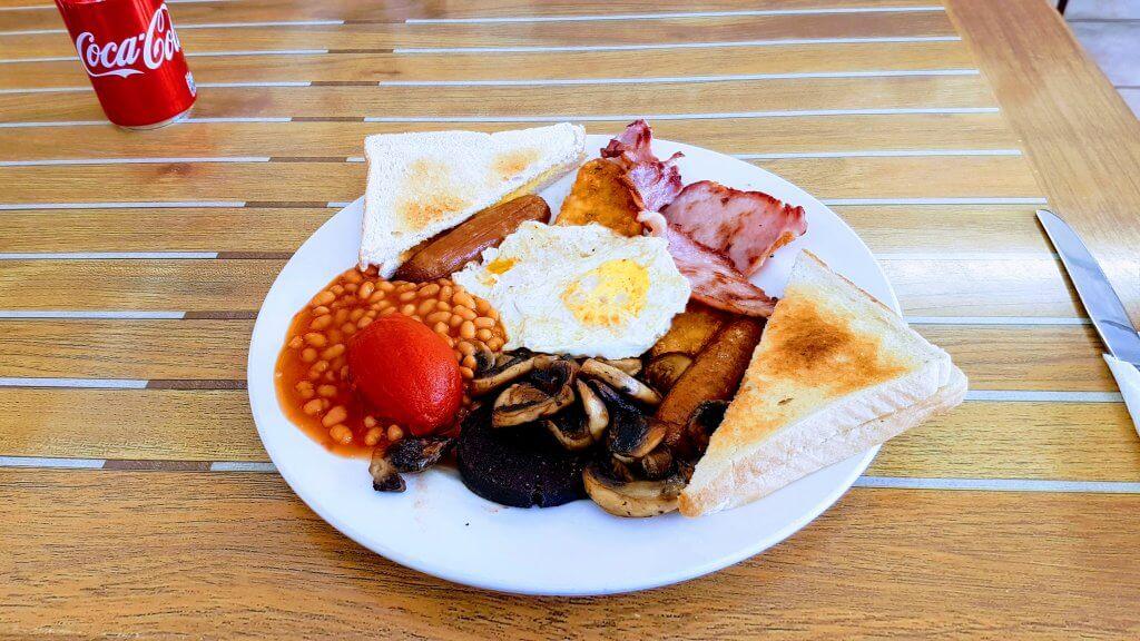 Full English Breakfast Gloucester