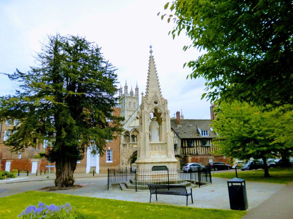 Bishop Hooper Memorial