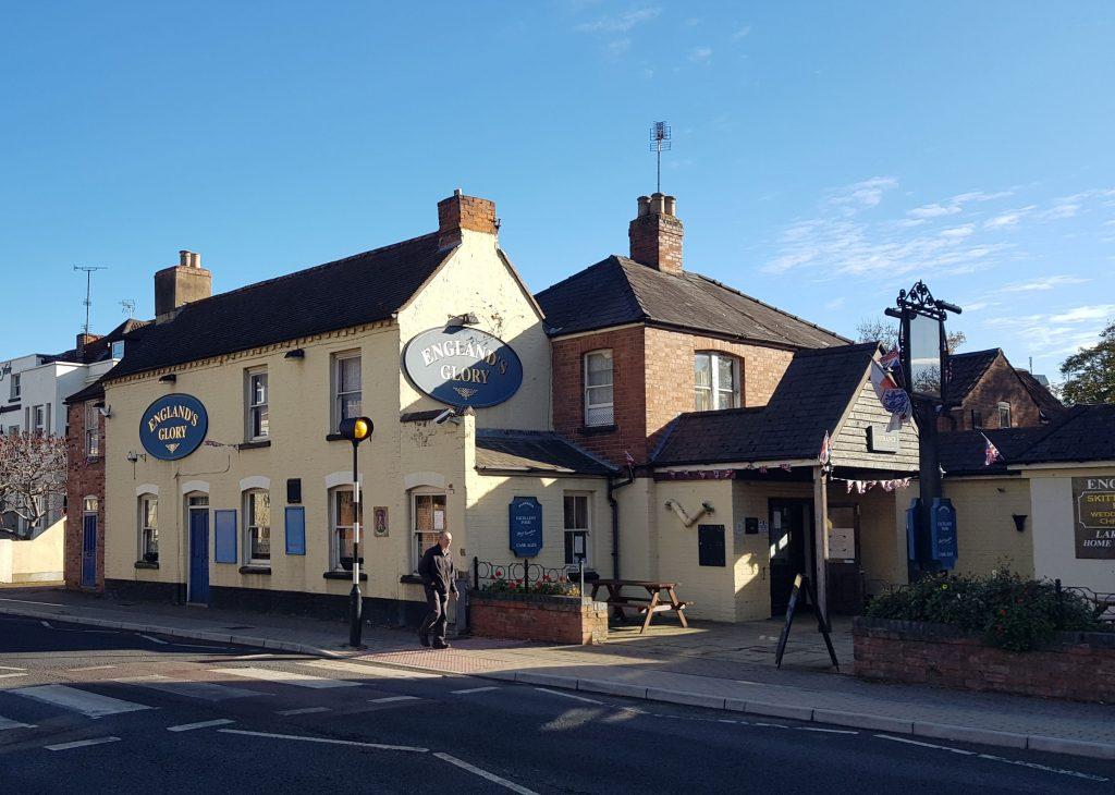 Englands Glory Pub Gloucester