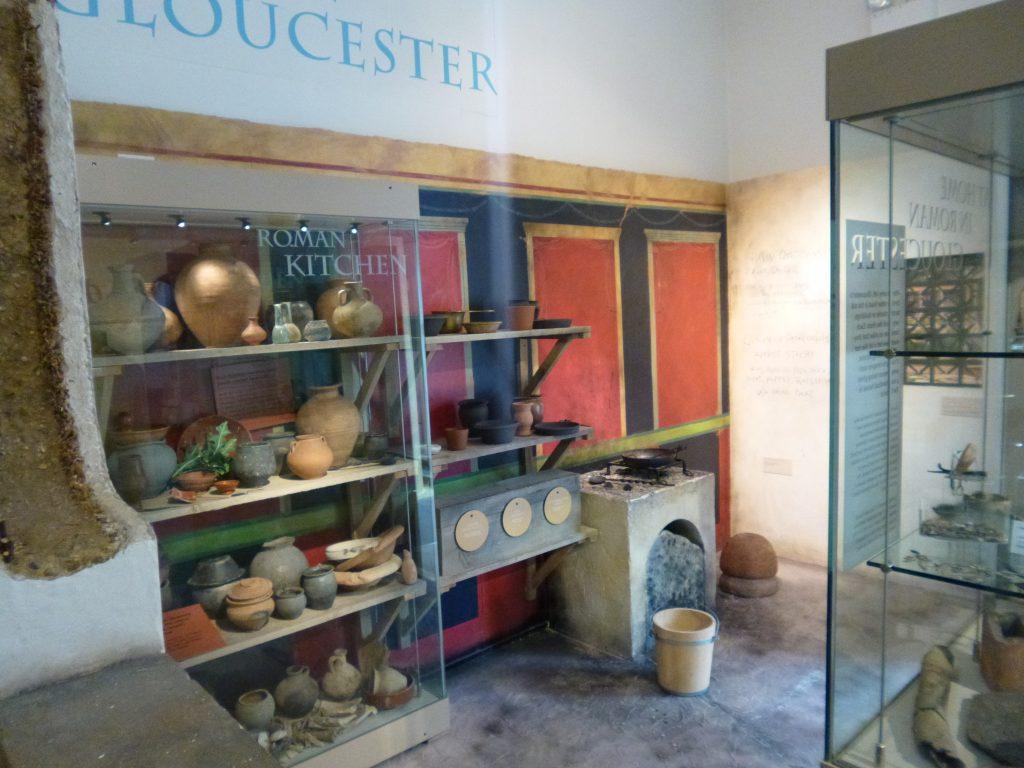 Roman Gloucester Museum