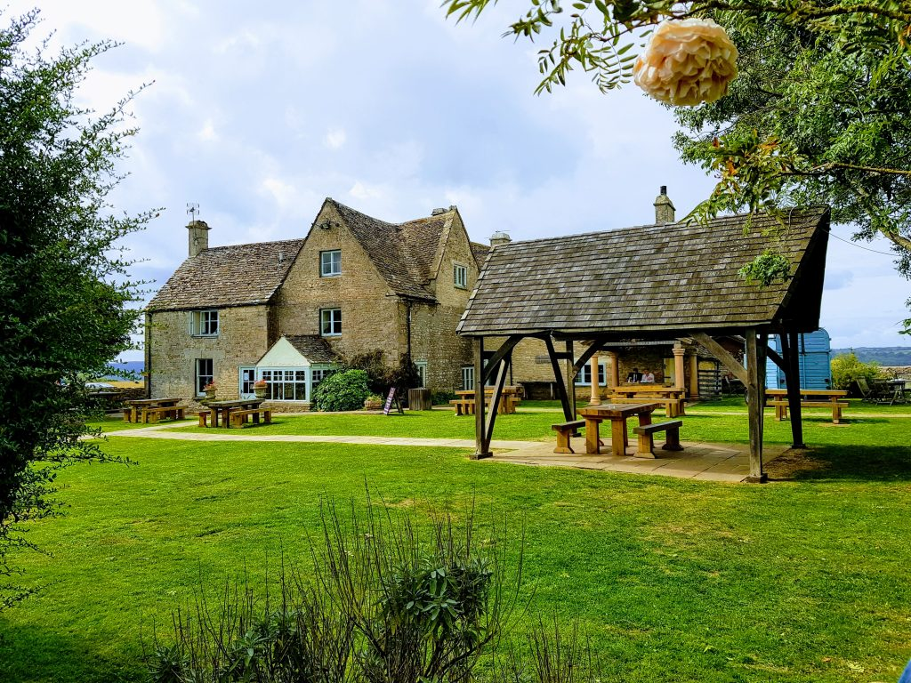 The Old Lodge Minchinhampton