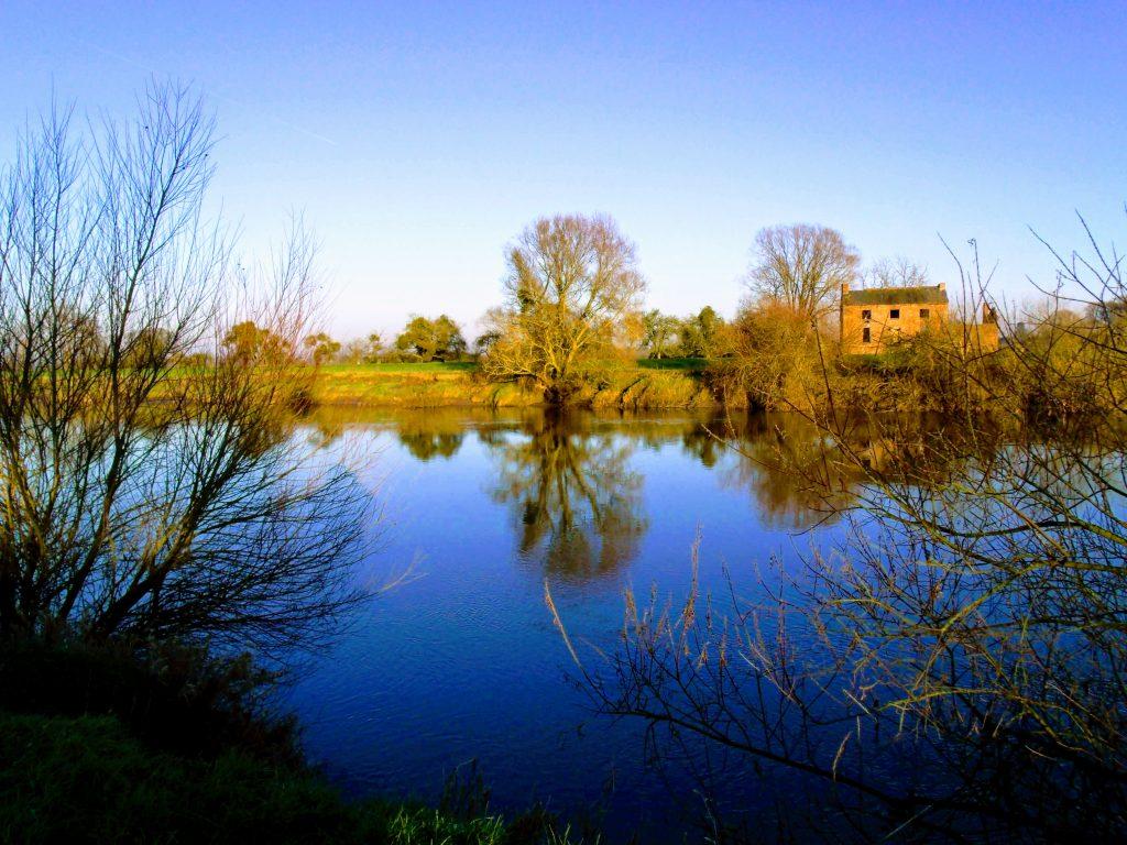 River Severn at Weir Green Elmore