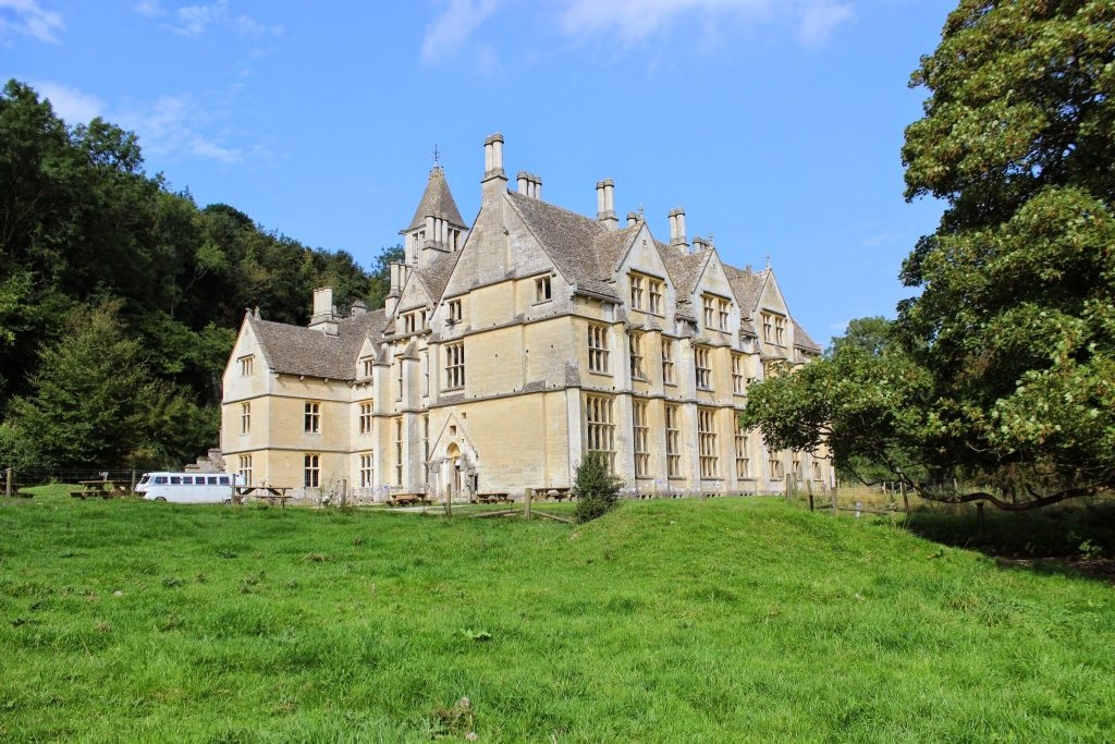 Woodchester Mansion & Park