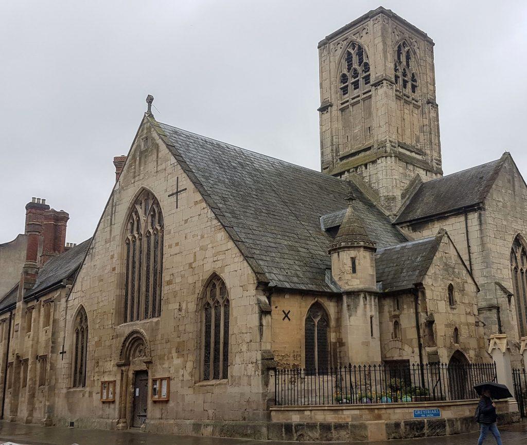 St Mary De Crypt