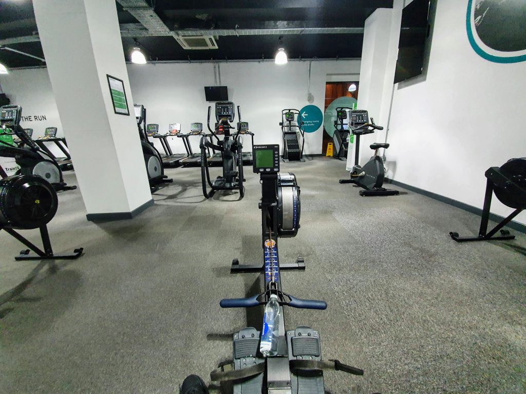 Gloucestershire Gyms