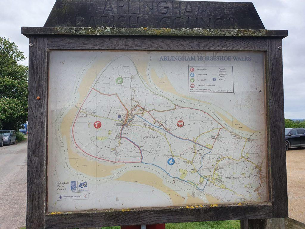 Arlingham Horseshoe Walks