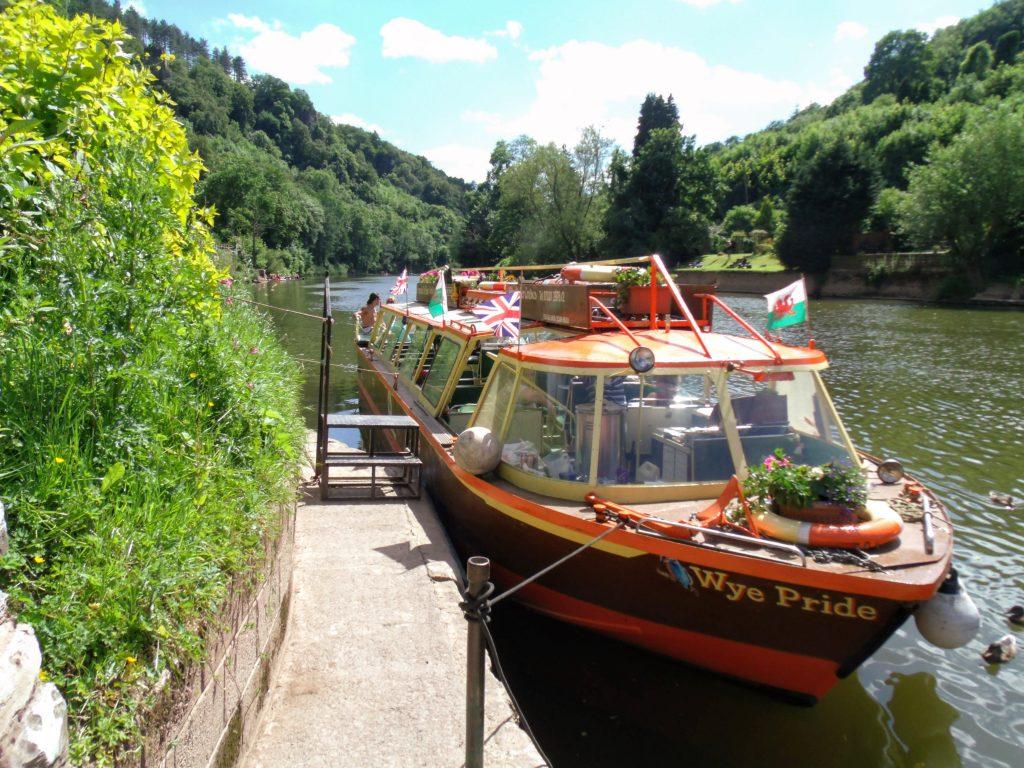 Boat Trip River Wye