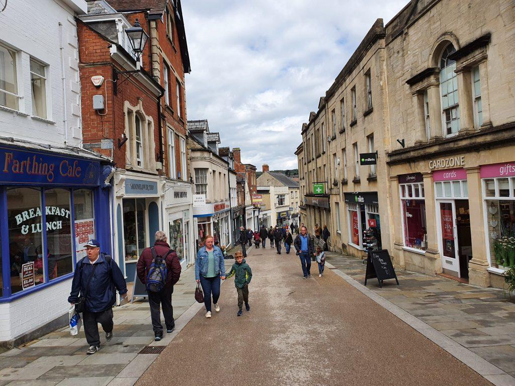 High Street Stroud