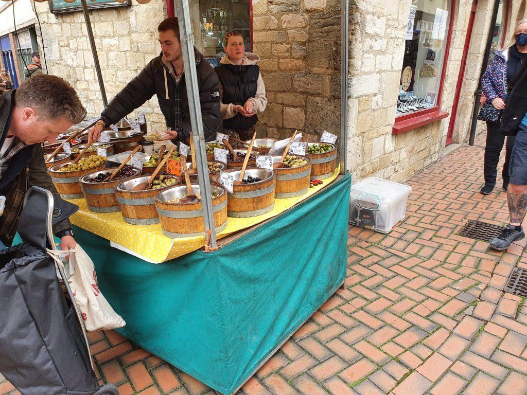 Olive Heaven Stroud