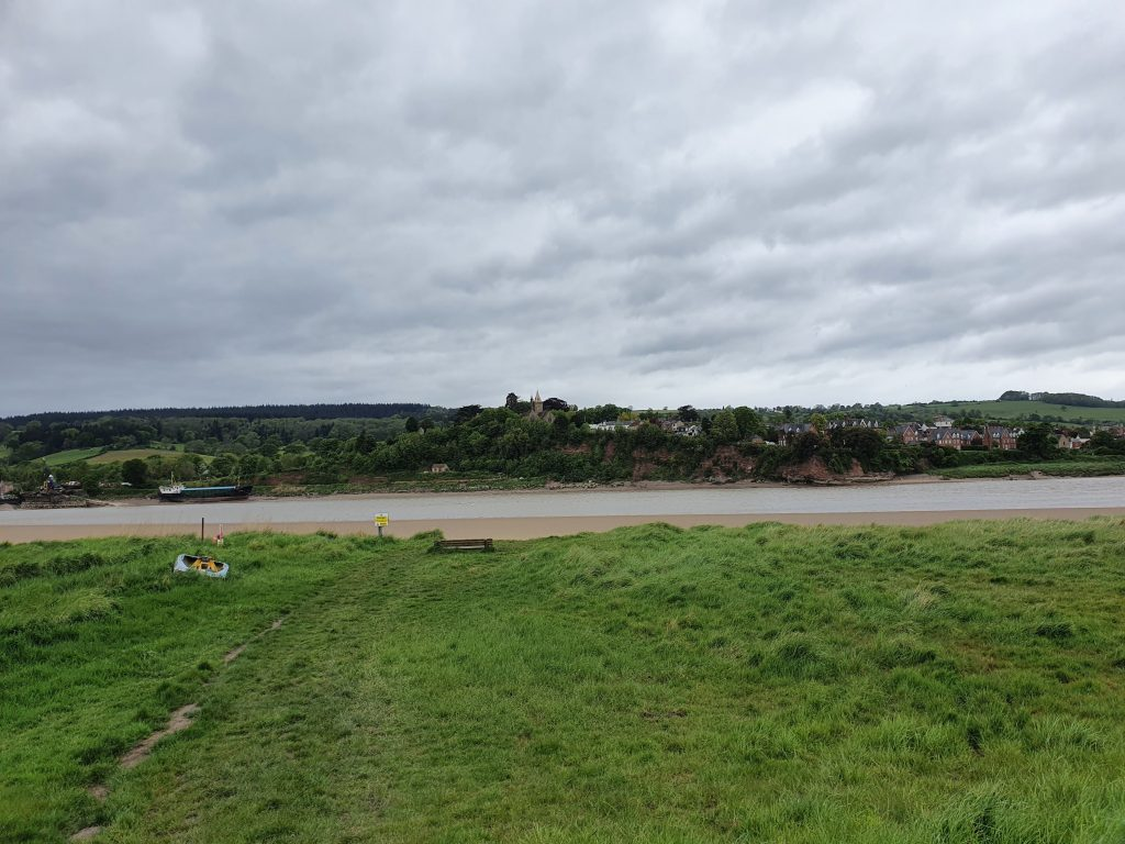 River Severn Arlingham