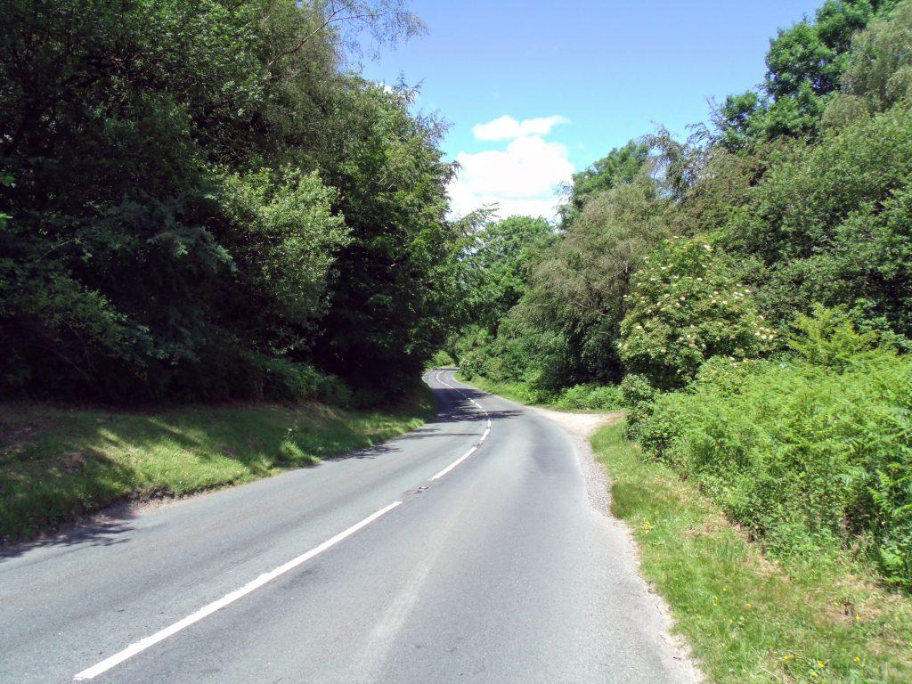 Road to Lydbrook