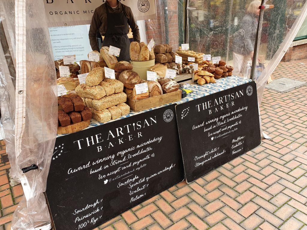 The Artisan Baker Stroud