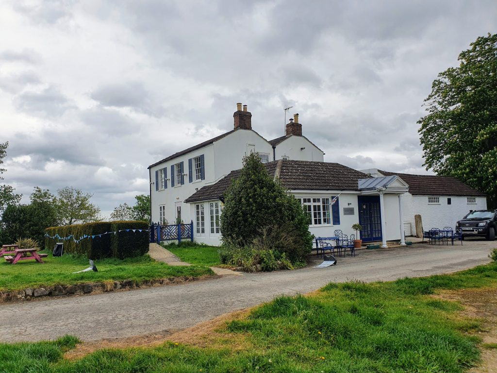 The Old Passage Pub in Arlingham