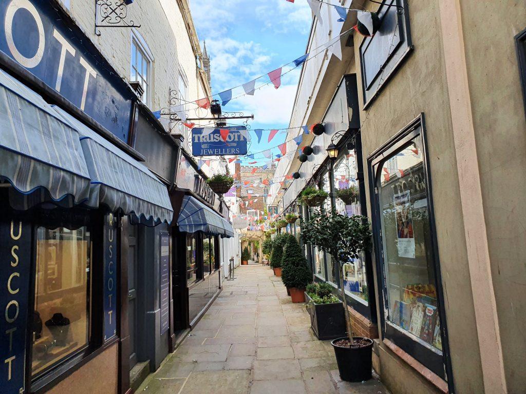 Truscott Jewellers in Gloucester